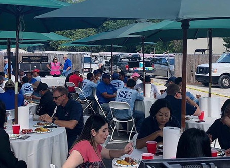 SiteOne Landscape Supply Barbecue