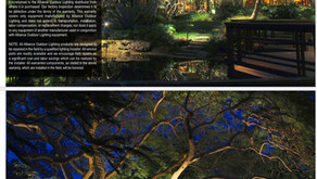 Alliance Outdoor Lighting: Magazine Feature
