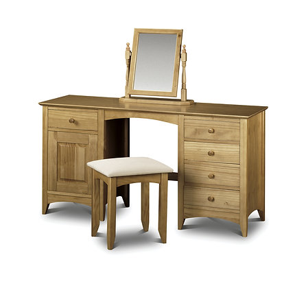 Kendal Twin Pedestal Dressing Table