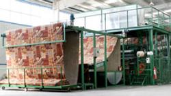 Axminster Carpet Machine