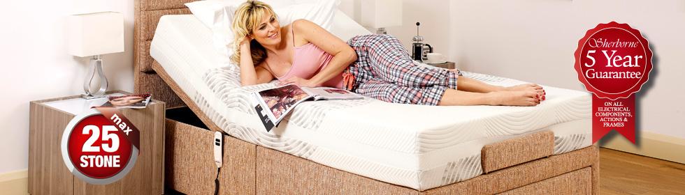 Sherborne Adjustable Beds