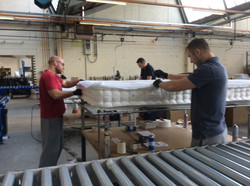 Mattress Production | Myer's Factory
