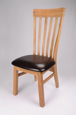 Lyon Oak Chair