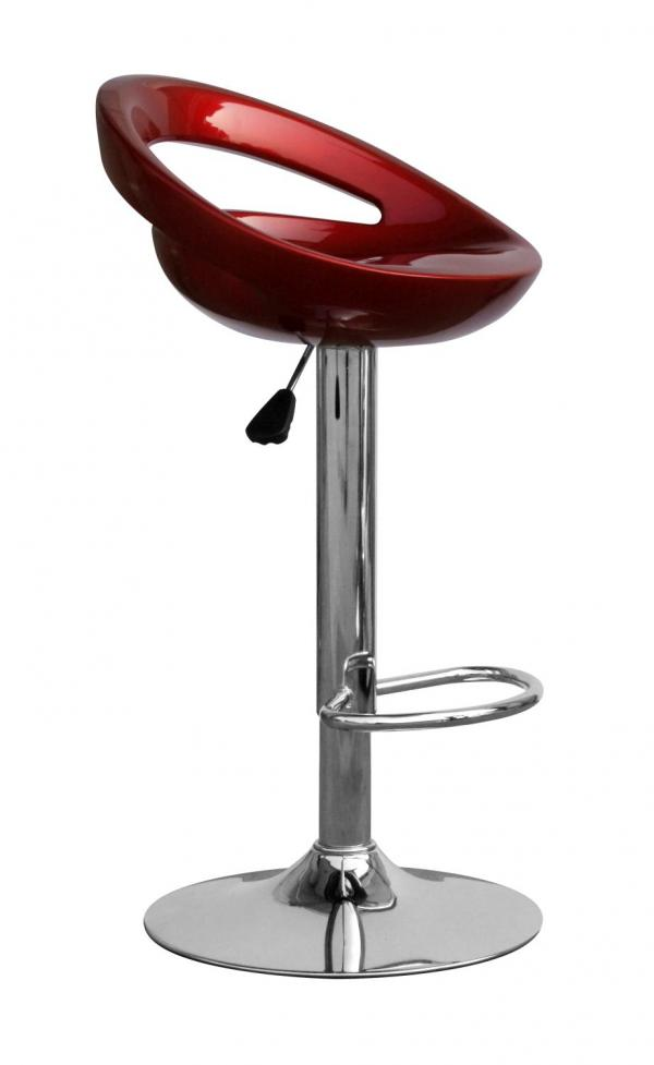 Kendal Metallic Wine Bar Stool