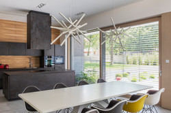 Internorm HS330 with External Blinds