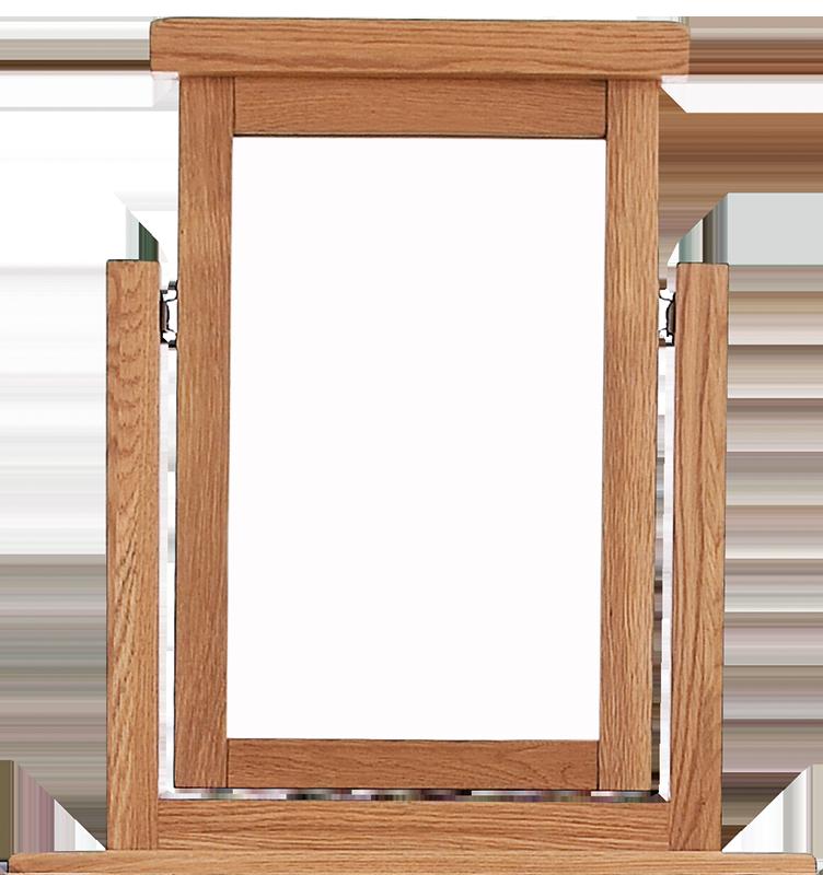 Sherwood Oak Vanity Mirror