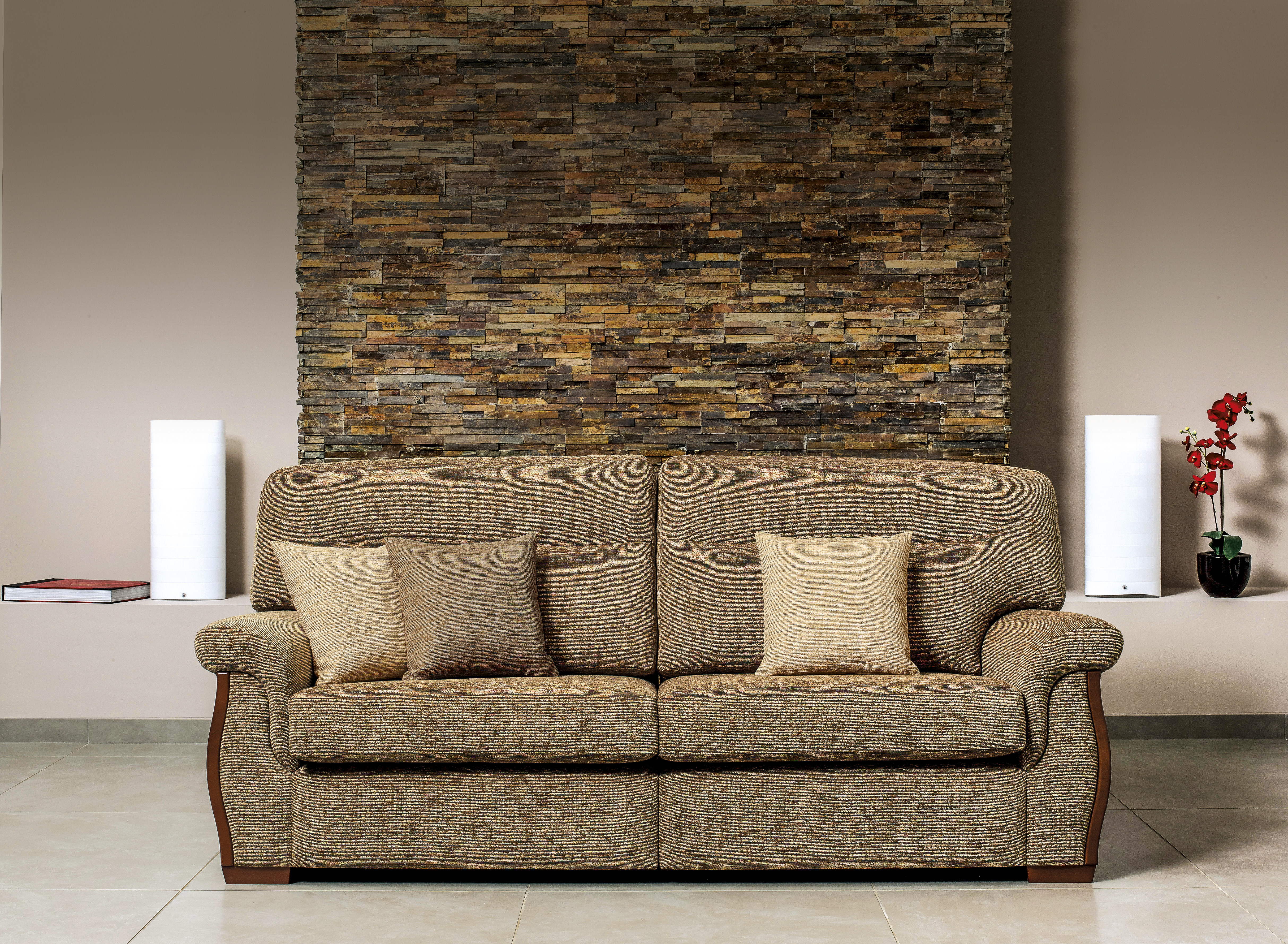 Rembrandt 3-Seater Settee