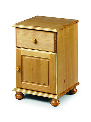 Pickwick Bedside 1 Drawer + 1 Door