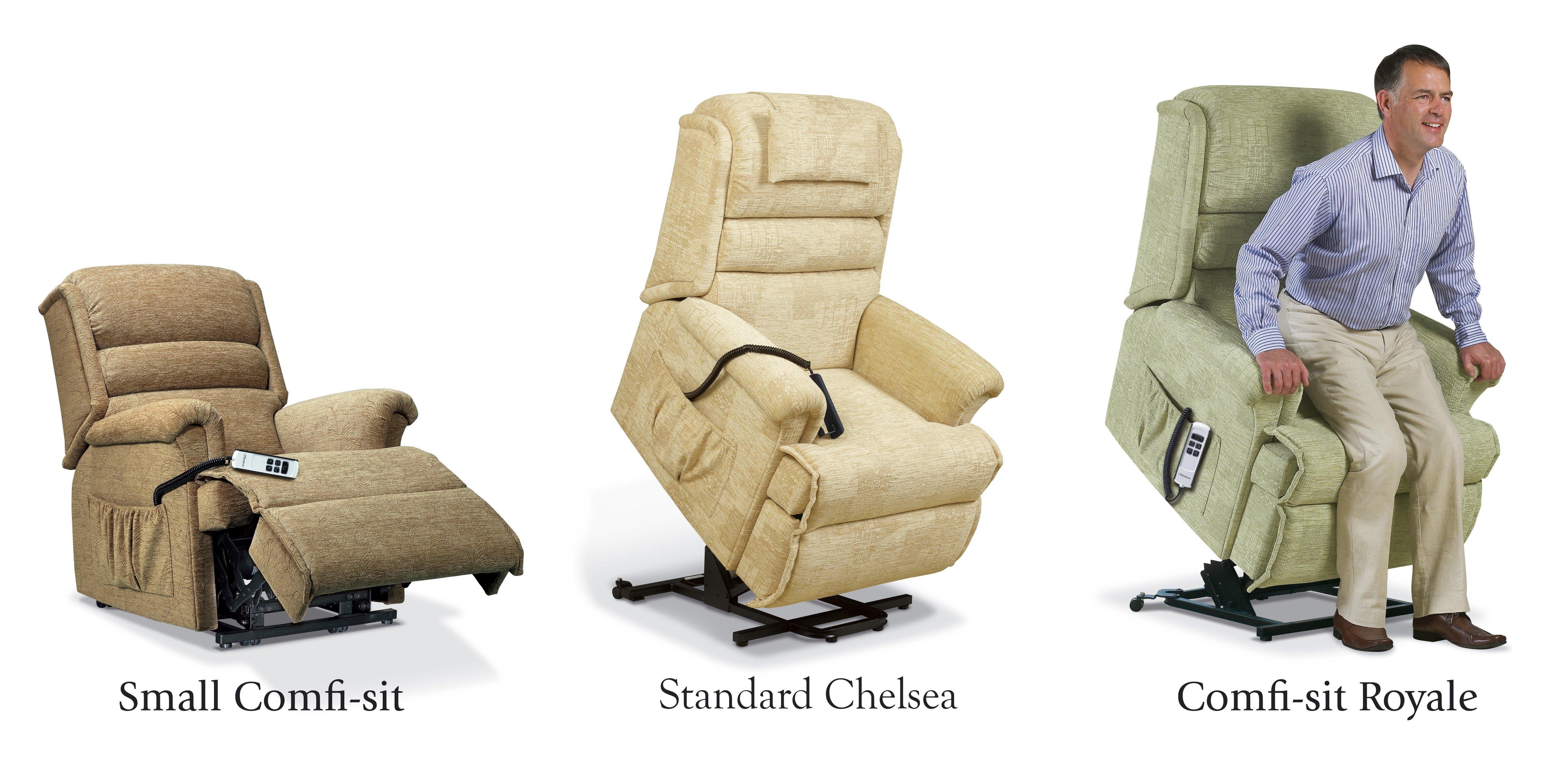 Chelsea and Comfi-Sit Range