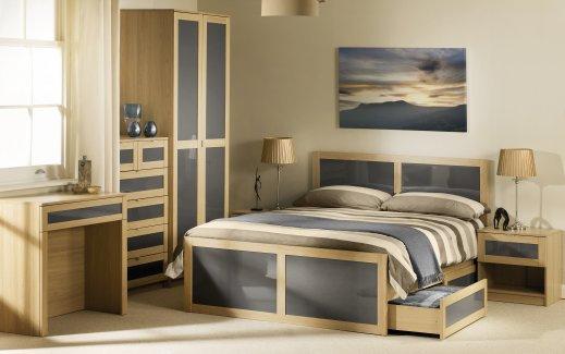 Strada Bed Frame 90cm