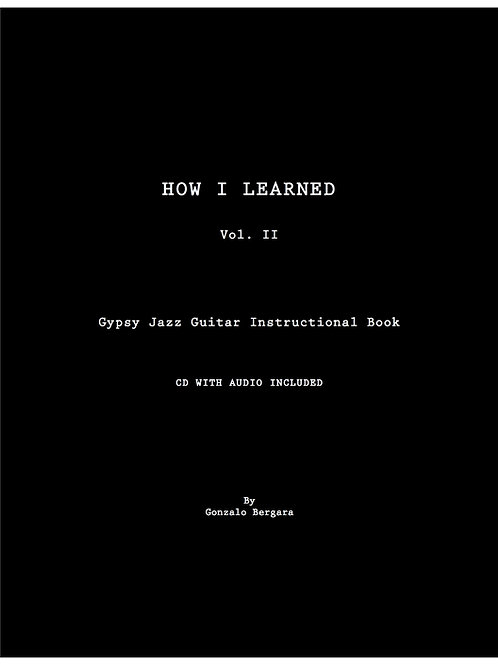 How I learned Vol 2