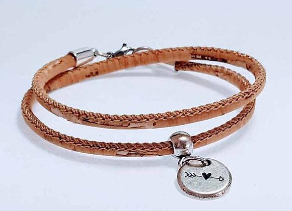 Armband aus Kork