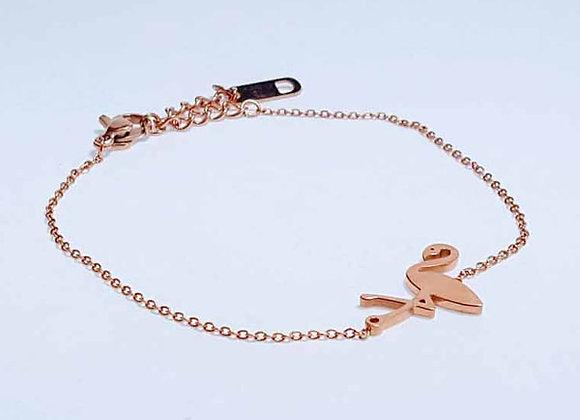 Armband Flamingo Rosé