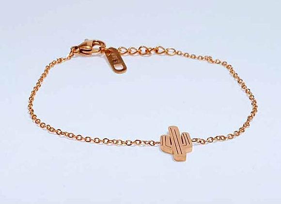 Armband Kaktus Gold
