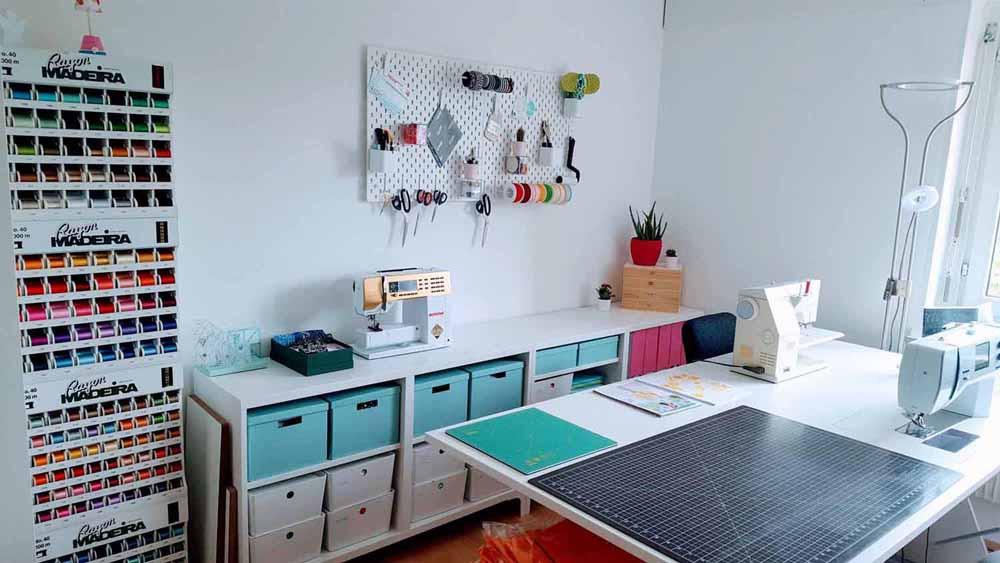 Mein Lieblingsort - das Atelier