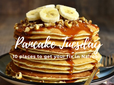 Pancake Tuesday: 10 places to get your fix