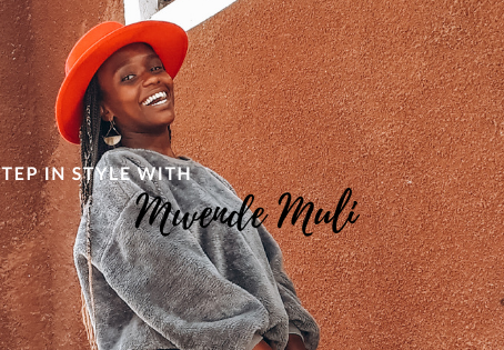 Step in Style with Mwende Muli