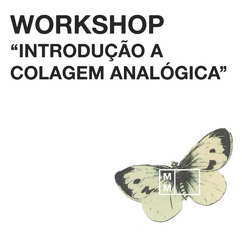 """APOSTILA - """"Introdução a Colagem Analógica"""" por Marcos Mendonça"""