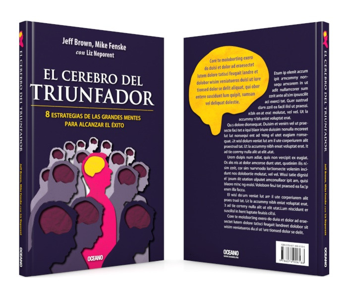 """El cerebro del triunfador"", de Jeff Brown, Mike Fenske con Liz Neporent"