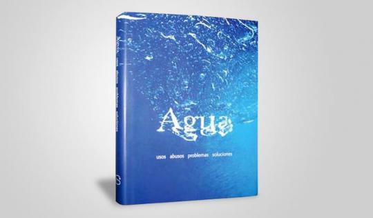 Diseñado para Editorial Mapas, Banamex, Ford y la Fundación Pedro y Helena Hernández; con motivo de la Cumbre del Agua del 2006.