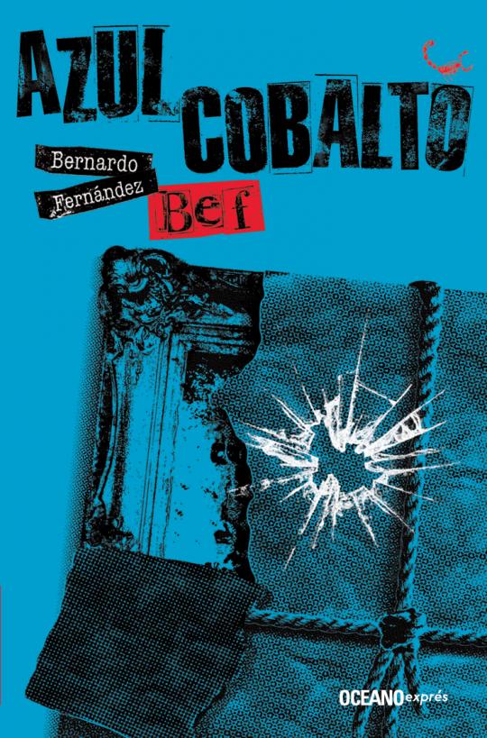 """""""Azul cobalto"""", cierra el ciclo de las cuatro novelas."""