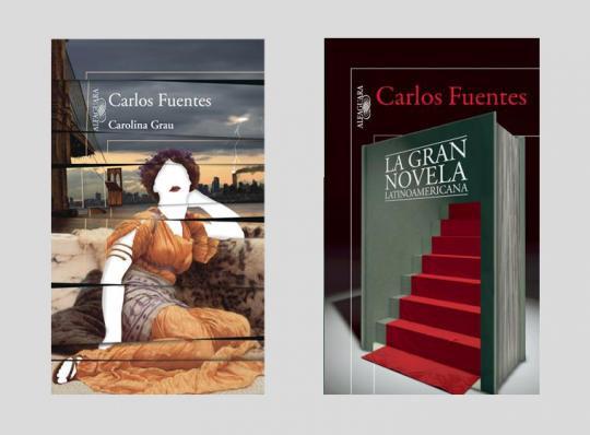 Carlos Fuentes en Alfaguara