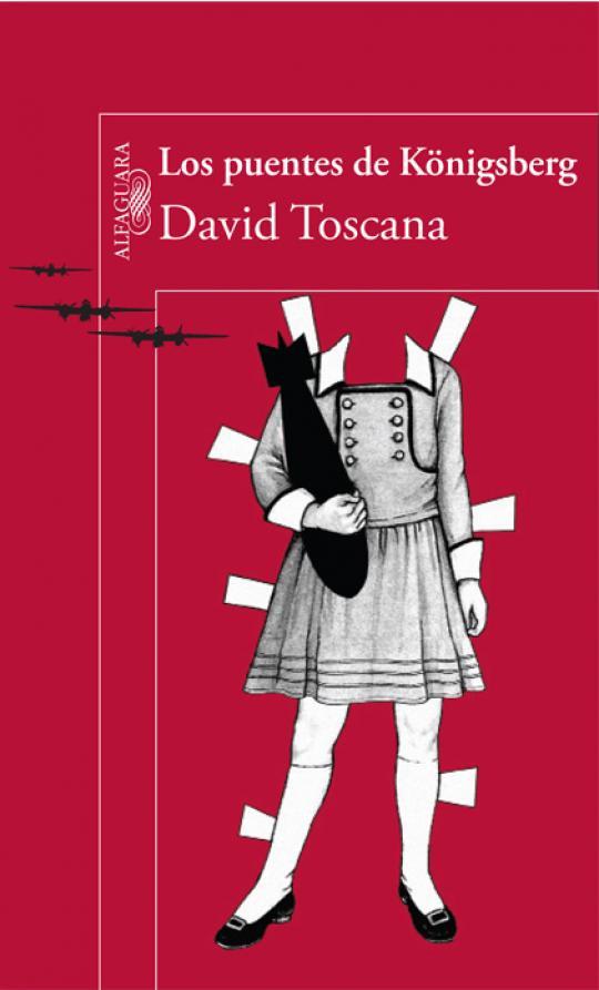 """""""Los puentes de Königsberg"""" de David Toscana"""