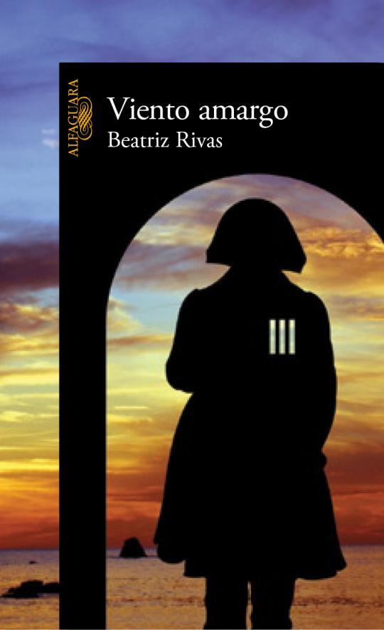 """""""Viento amargo"""" de Beatriz Rivas."""