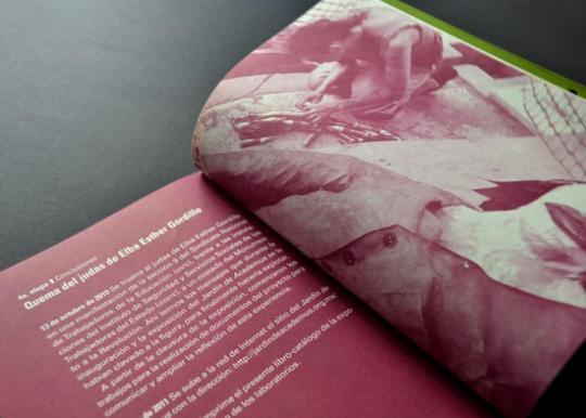 Más que un catálogo, es un documento que recoge la reflexión sobre la relación entre el arte y la educación suscitada por los diferentes laboratorios.