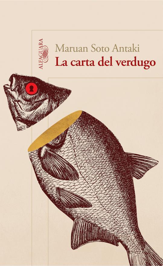 """""""La carta del verdugo"""" de Maruan Soto"""