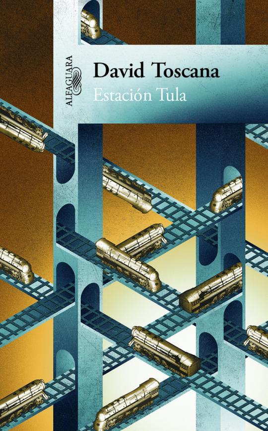 """""""Estación Tula"""" de David Toscana"""