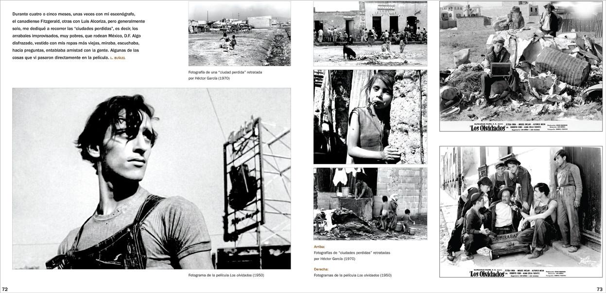 Las obras realizadas en conjunto por Héctor García y Alberto Gironella.