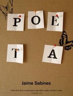 Poeta Sabines