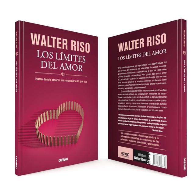 """Realización de la portada """"Los límites del amor"""", del autor Walter Riso, de Editorial Océano."""