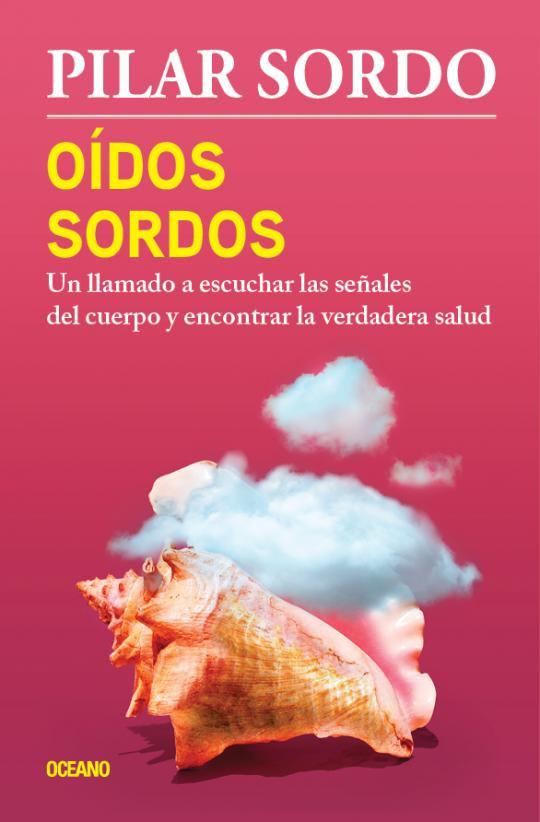 """Realización de la portada """"Oídos sordos"""", de la autora Pilar Sordo, Editorial Océano."""