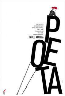 cartel Poeta (Neruda)