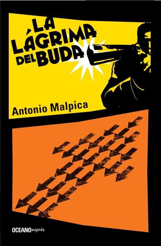 La lágrima el Buda es una novela policiaca, para lectores más grandes.
