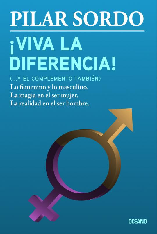 """Realización de la portada """"¡Viva la diferencia!"""", de la autora Pilar Sordo, Editorial Océano."""