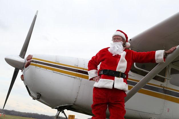 Santa's Airplane