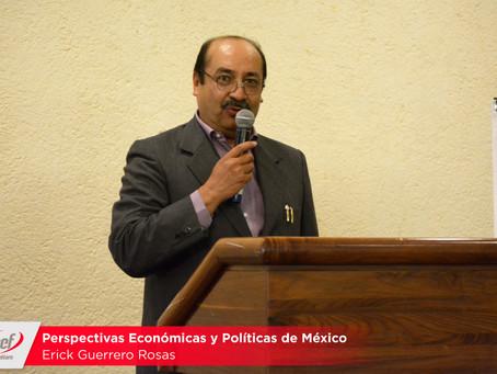 Perspectivas Económicas y Políticas de México; IMEF Querétaro