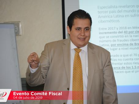Evento del Comité Fiscal del Instituto Mexicano de Ejecutivos en Finanzas, grupo Querétaro.