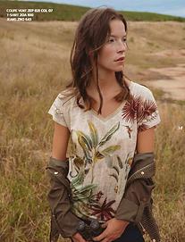 Tee-shirt imprimé palmiers ANANKE.png