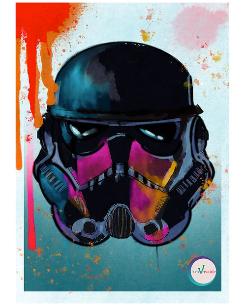FanArt -StarWars Trooper