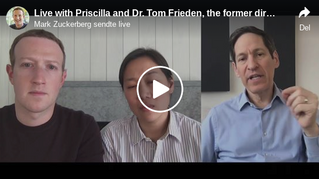 A talk with Dr. Tom Frieden