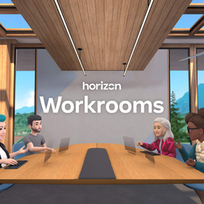 Facebook introducing Horizon Workrooms