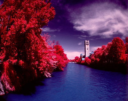 aerochrome film photo