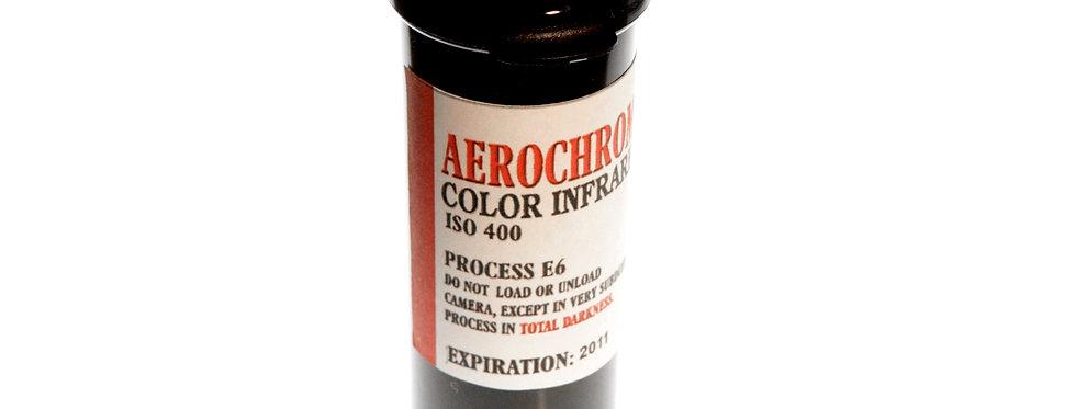 Aerochrome 120 Color Infrared Film