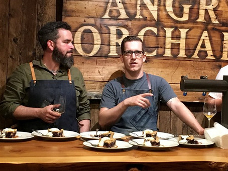 Angry Orchard Entertains With Cider Pairings and a Farm Dinner