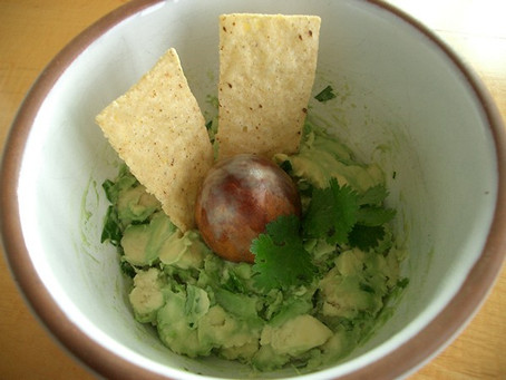 7 Ingredients for the Best Guacamole Ever!