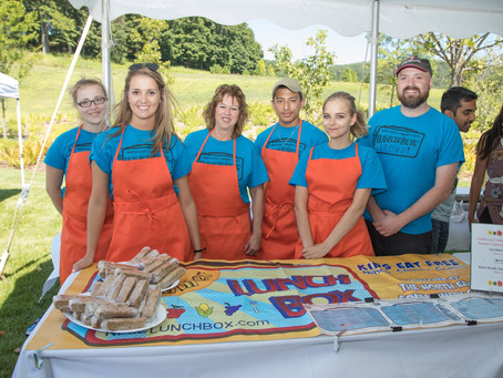 FARM & FOOD PROGRAM HELPS TEENS EXCEL